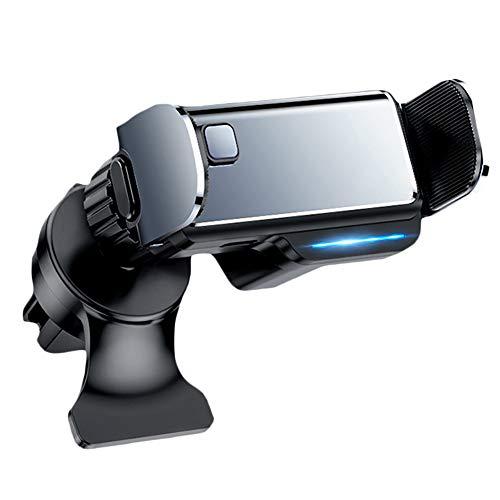 Soporte para Teléfono Móvil con Salida De Aire del Coche, Mini Soporte De Navegación Universal Soporte para Teléfono Eléctrico Inteligente,B