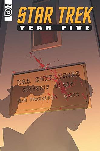 Star Trek: Year Five #12