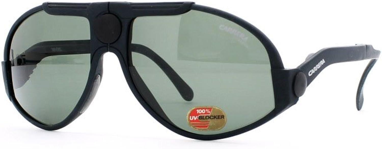Carrera 5586 96 Black Authentic Men  Women Vintage Sunglasses