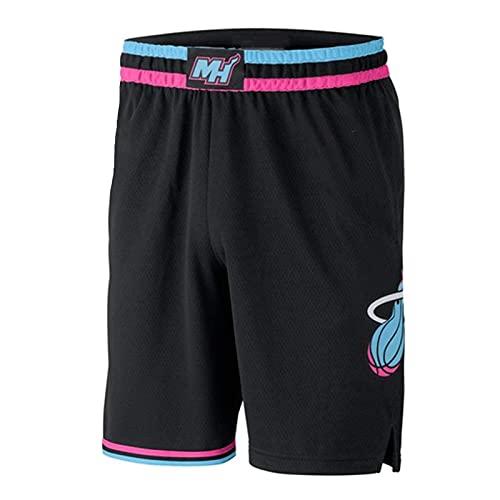 Miạmi Heạt - Pantalones cortos de baloncesto para hombre, diseño de la ciudad