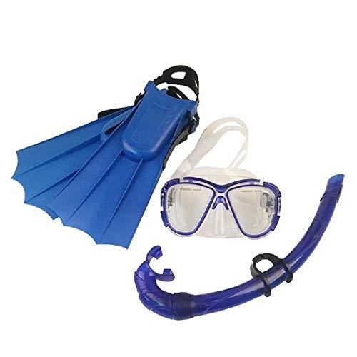 Meopreboey Siliconen Duikmasker Anti-Mist Driedelig pak Zwemmen Snorkeling Pak Water Sport Vissen Zwemmen Duikuitrusting