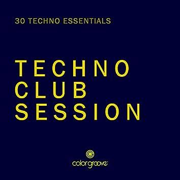 Techno Club Session (30 Techno Essentials)