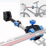 XYLUCKY Colgador De Pared para Bicicleta Soporte De Pared para Bicicleta Soporte De Gancho para Bicicleta De Pared Soporte Ajustable Escalable para Ciclismo Colgador De Almacenamiento En Interiores