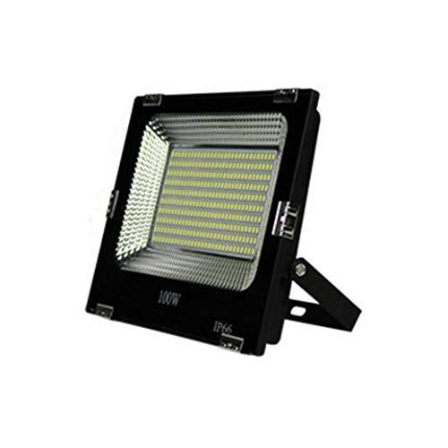 Projecteur LED,Lumière De Projection Imperméable De Chantier De Construction De Lampe De Sécurité Carrée De Jardin Extérieur (taille : 400W)