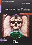 STORIES FOR THE CURIOUS (FW)+CD+EREADERS (Black Cat. reading And Training)