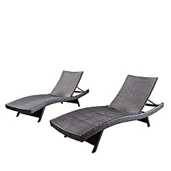 Terrific Best Outdoor Chaise Lounge Chairs 2019 Reviews The Patio Pro Pdpeps Interior Chair Design Pdpepsorg