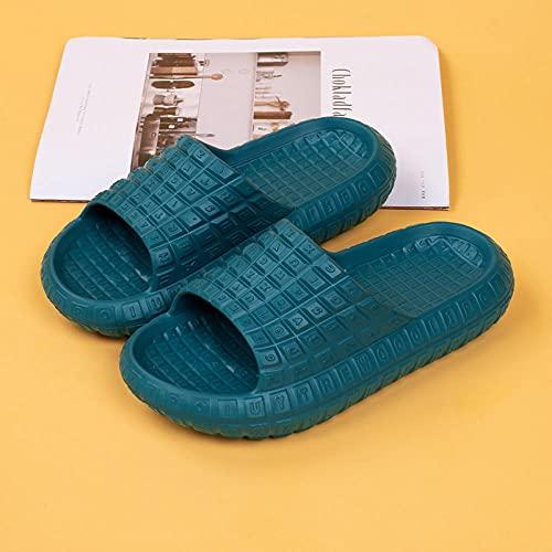 RRGG Chanclas para Mujer Zapatos De BañO,Los Hombres y Las Sandalias de...