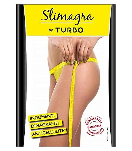 Sanico SLIMAGRA PANTY CICLISTA Pantaloncino Dimagrante Slimming Shorts (M girofianchi 96-100cm)