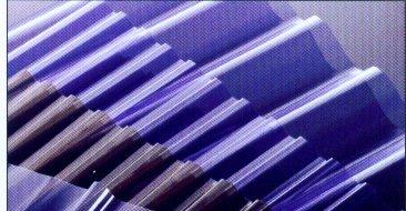 PVC - Lichtplatten Profil 177/51 Sinus (Welle) Profil 5 - klar - 2000 x 920 x 1,4 mm