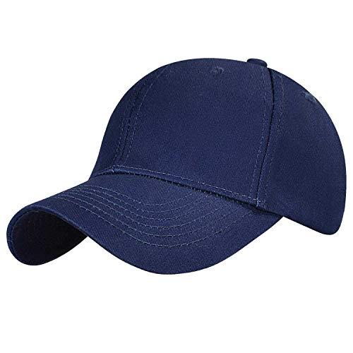 UMIPUBO Gorras Beisbol Deportes Unisex Adjustable al Aire Libre Cap clásico algodón Casual Sombrero Gorras de béisbol