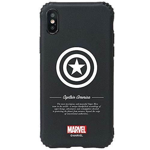Schutzhülle für Samsung Galaxy Serie, Motiv Avengers, Galaxy Note10+ Plus, Captain America