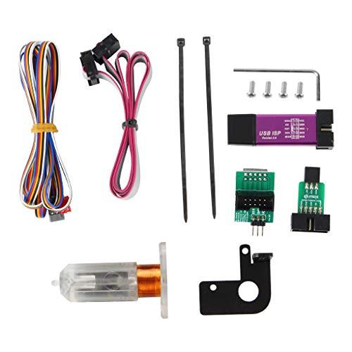 zhiwenCZW 3D-Druckerteil BL Touch Automatischer Bettnivellierungssensor für CR-10S / Ender-3 / Ender-3 V2 / Ender-3 Pro/Ender-5 Pro Creality