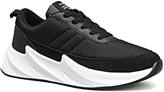 BUCADIA Men' S Syentheric Casual & mesh Fashion Sports Shoes