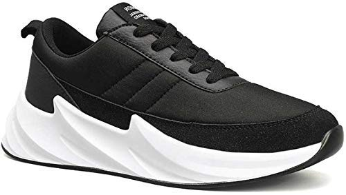 Buy Arivo Men's Black Running Shoes - 6