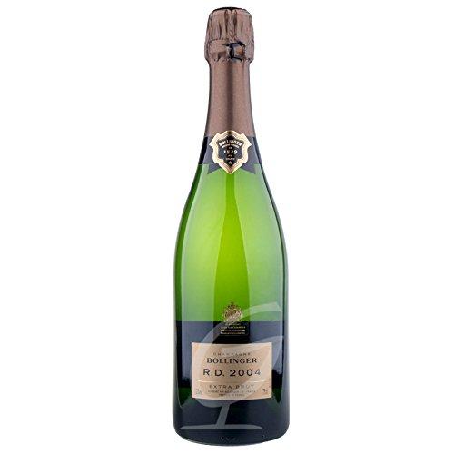 Bollinger R.D. 2004 Extra Brut Champagner (1 x 0,75 Ltr) (ohne Geschenkverpackung)