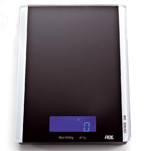 ADE KE 856 Annica, Digitale Küchenwaage schwarz