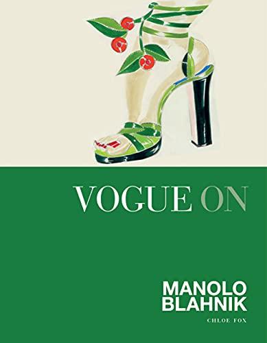 Vogue on: Manolo Blahnik (Vogue on Designers) (English Edition)