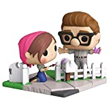 Funko POP! Movie Moments Disney Pixar's UP Carl and Ellie #979 NYCC 2020 Shared Exclusive