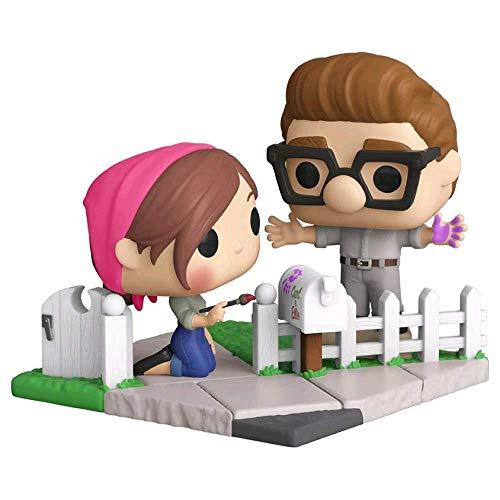 Funko Pop Disney Up 979 Carl & Ellie Nycc 2020