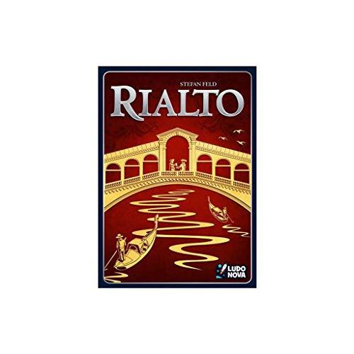 Ludonova - Rialto, Juego de Mesa (LDNV40001)