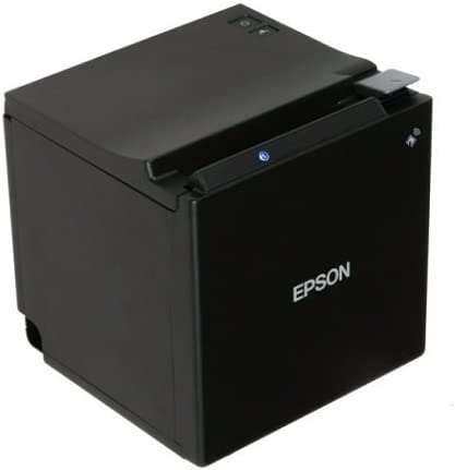 Epson C31CE95022 Series TM-M30 Thermal Receipt Printer, Autocutter, USB, Ethernet, Energy Star, Black