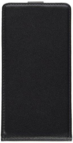 Mobility Gear mgcasekf4sexab Handy dünn für Sony Xperia XA, schwarz