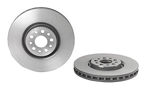 Brembo 09.7680.21 - Vordere Bremsscheibe mit UV-Lackierung - 1 Bremsscheibe