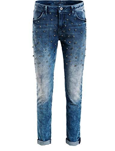 Summum Woman Jeans mit Strasssteinen (38)