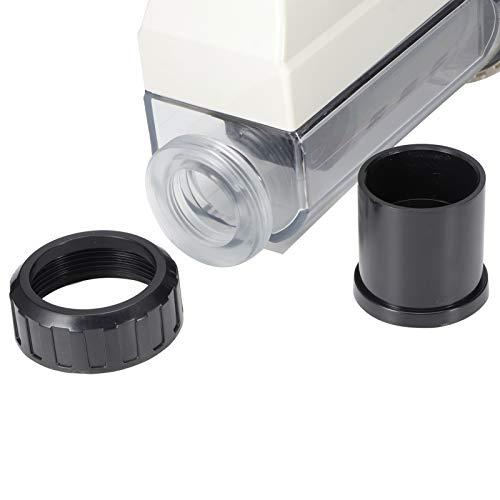 Clorador, Sistema de clorador de Sal Generador de Cloro electrónico Clorador de Sal Profesional para Piscina SPA Piscina para Piscina enterrada