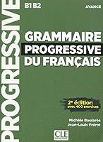 Grammaire progressive du francais - Nouvelle edition: Livre avance & CD au