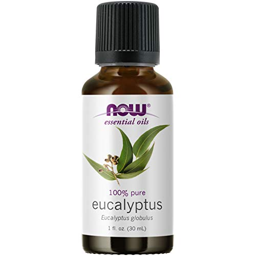 Now Foods Aceite Esencial, Aceite De Eucalipto 1 Unidad 30 ml