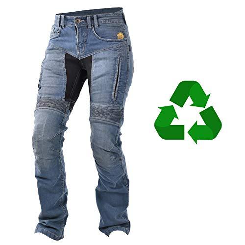 Trilobite 661 Parado Recycled TÜV CE 26 Damen Jeans blau Level 2