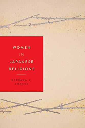 Women in Japanese Religions (Women in Religions, 1)