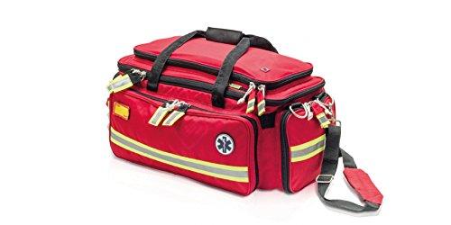 Elite Bags, CRITICAL'S, Zaino Emergenza, Borsa Medica Sportiva, Borsa Pronto Soccorso, Rosso