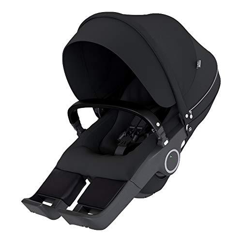 Stokke® Siège pour Xplory V6 accessoires pour poussette, Black