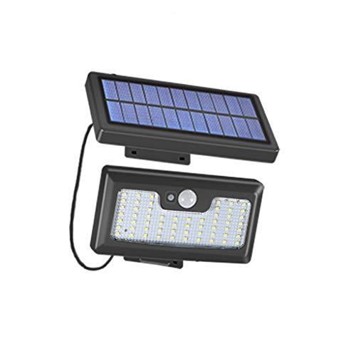 TXTC Motion Sensor Solarlampen Outdoor wandlampen Dusk-schemering Waterdichte wandlampen Outdoor Solar wandlamp voor huis Porch Patio