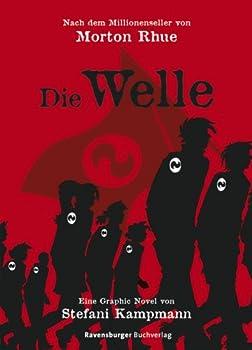 Die Welle: Eine Graphic Novel 3473352713 Book Cover