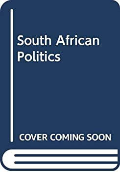 South African Politics 0300027796 Book Cover