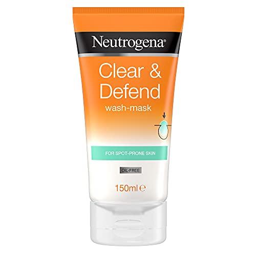 Neutrogena Clear & Defend Wash-Mask, 150 ml