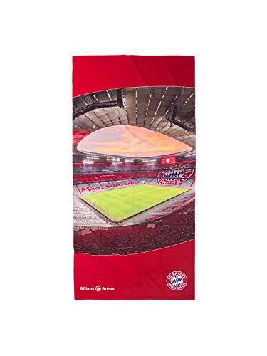 FC Bayern München Strandtuch Allianz Arena