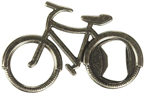 Kate Aspen Let's Go On An Adventure Bicycle Bottle Opener