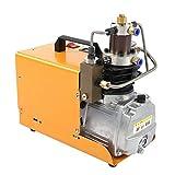 Inflador de bomba de aire de compresión secundaria tipo salpicaduras de aceite de 1800W 30Mpa equipo neumático eléctrico de alta presión(220V EU PLUG)