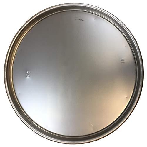 Srm - Design Fassdeckel Deckel 57cm ROH für Blechfass Ölfass Tonne Metallfass 210 Liter