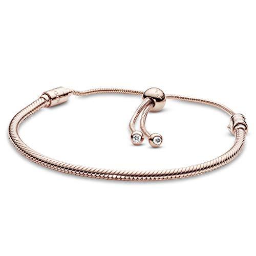 Pandora Women Vermeil Hand Chain Bracelet - 587125CZ-2