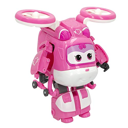 Super Wings - Juguete transformable Dizzy Super Charge (75875)