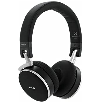 AKG K-495NC Noise-Cancelling Headphones