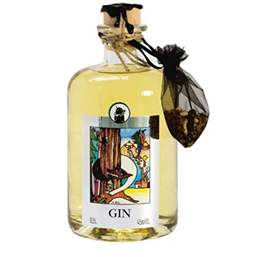 Sauerländer Edelbrennerei Gin (Tested Ginnatic) 0.5 l • 45% vol.
