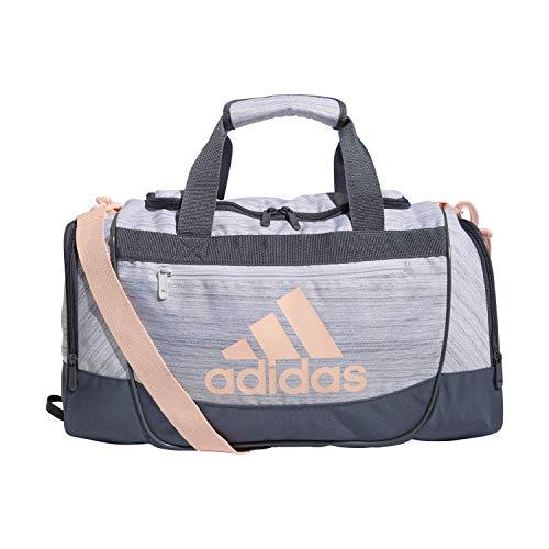 adidas Unisex Defender III Small Duffel Bag, Two...