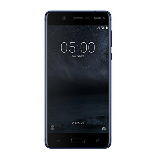 Nokia 5 TA-1053 DS ES PT - Smartphone de 5.2' IPS LCD (Qualcomm Snapdragon 430,2 GB RAM, Memoria...