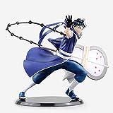 MIRECLE Anime Uchiha con Modelos de Suelo Adornos de muñeca 25 cm